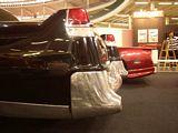 Náš stánek Cadillac a Corvette
