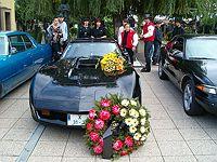 Pohřeb Jardy Zvonaře