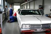 Cadillac Open Doors v STK TÜV NORD Černý Most