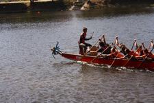 Dračí lodě Beroun 2008