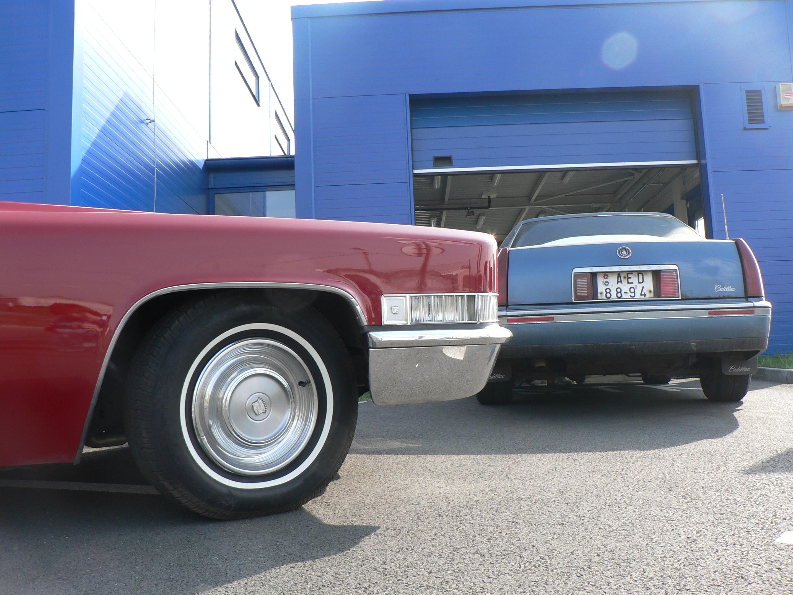 Cadillac klub na STK