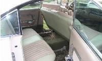 1959 Cadillac DeVille - interiér
