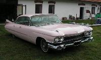1959 Cadillac DeVille - předek