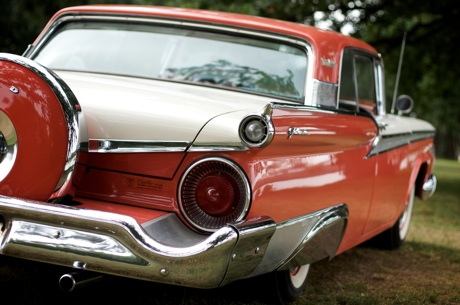 1959 Ford Galaxie Fairlane