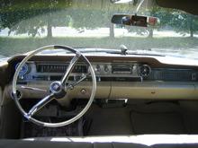 1962 Cadillac Coupe de Ville