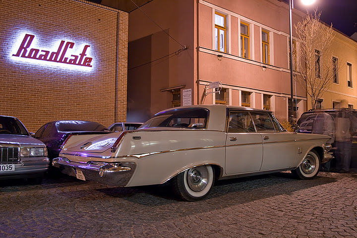 1963 Imperial Crown 4Door HT