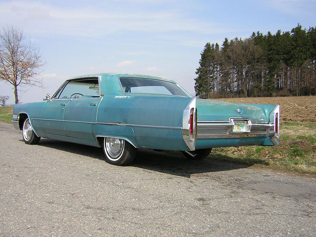 1966 Cadillac Sedan Deville 1966 Cadillac Coupe Deville Deville Photo 4 Pictures to pin on ...