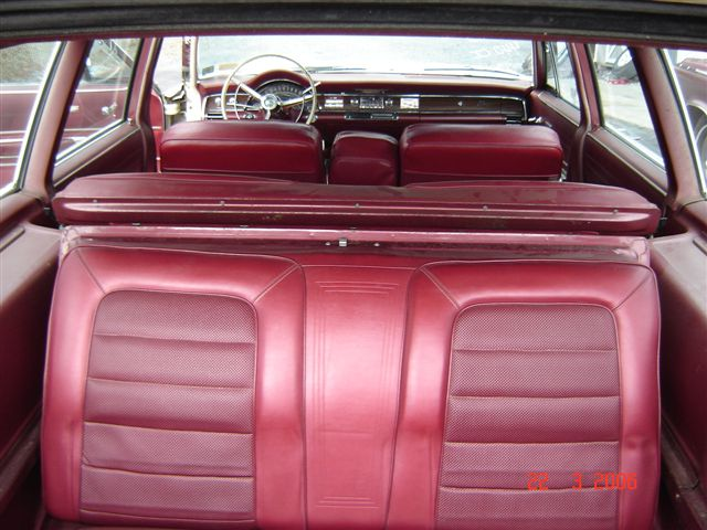 1966 Chrysler Newport Town Country
