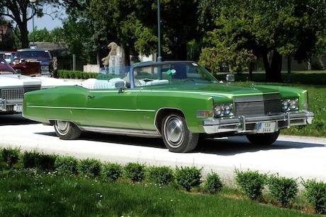 1974 Cadillac Eldorado Convertible
