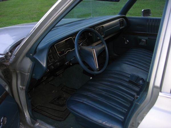 1998 Dodge Monaco Station Wagon