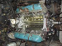 výměna motoru
