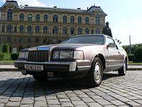 1987 Lincoln Mark VII