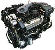 1988 Cadillac Seville Elegante - motor