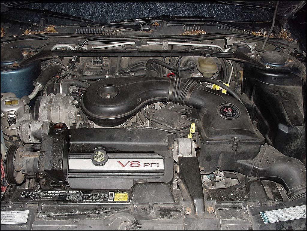 Eldorado Engine
