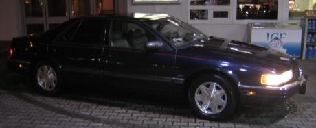 1992 Cadillac STS