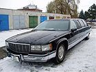 1993 Cadillac Fleetwood Limousine