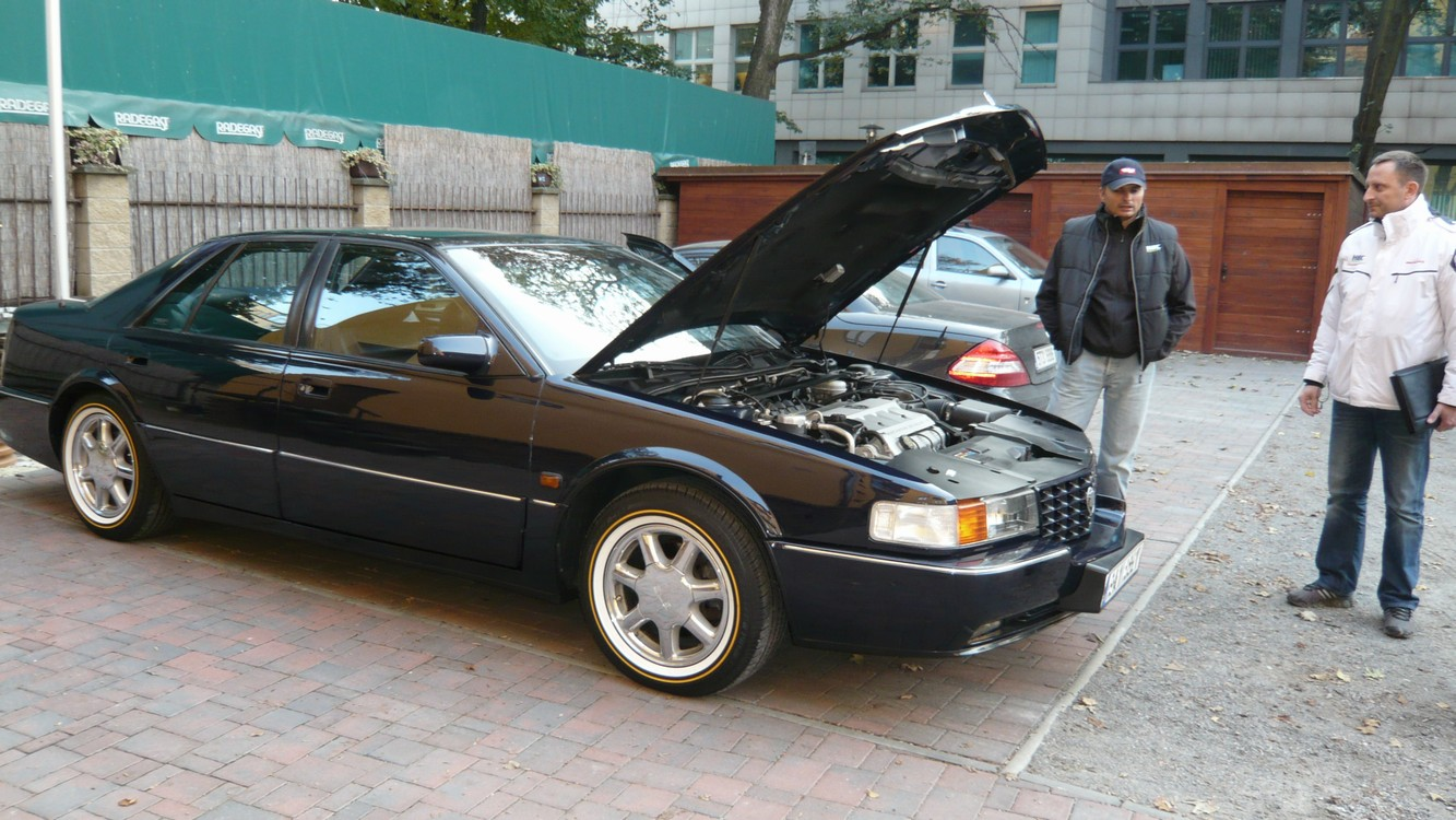 1997 Cadillac Seville STS