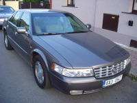 1998 Cadillac Seville SLS