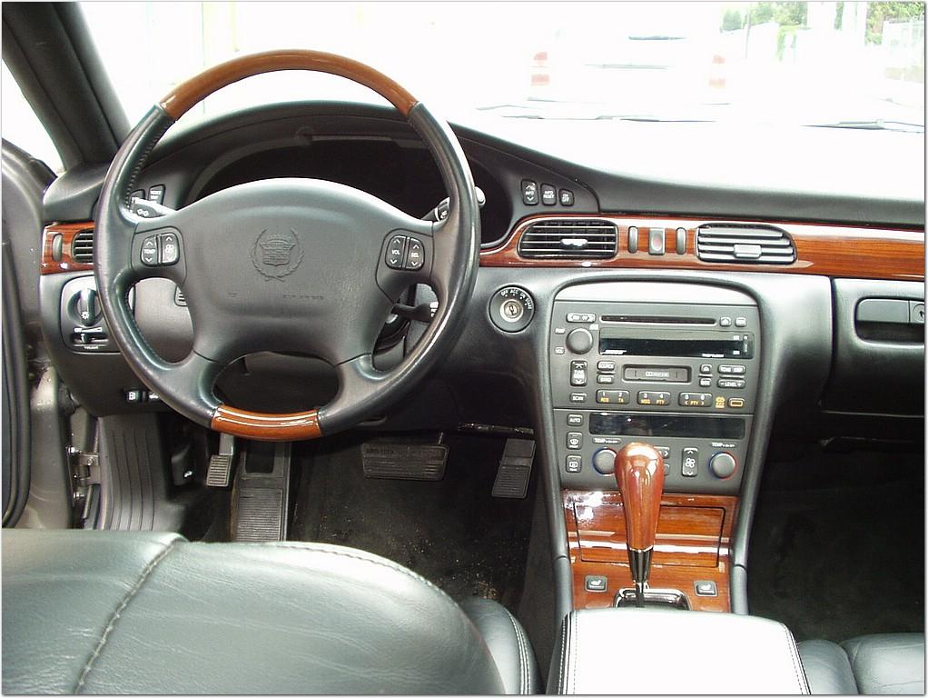 1998 Cadillac Seville Interior