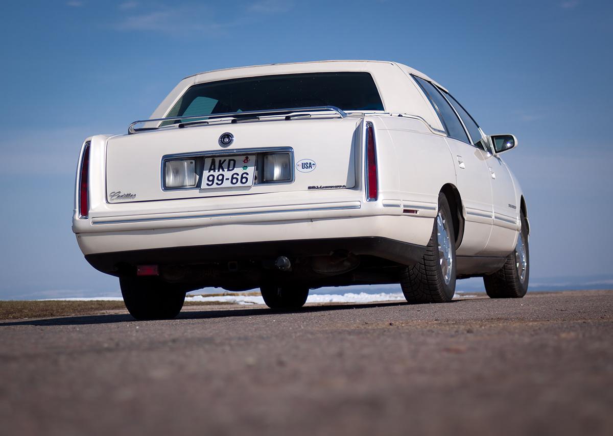 1999 Cadillac Concours DeVille