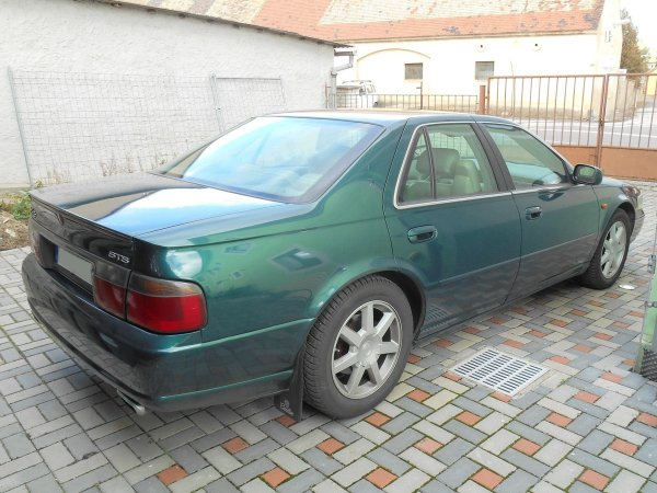 2001 Cadillac Seville STS