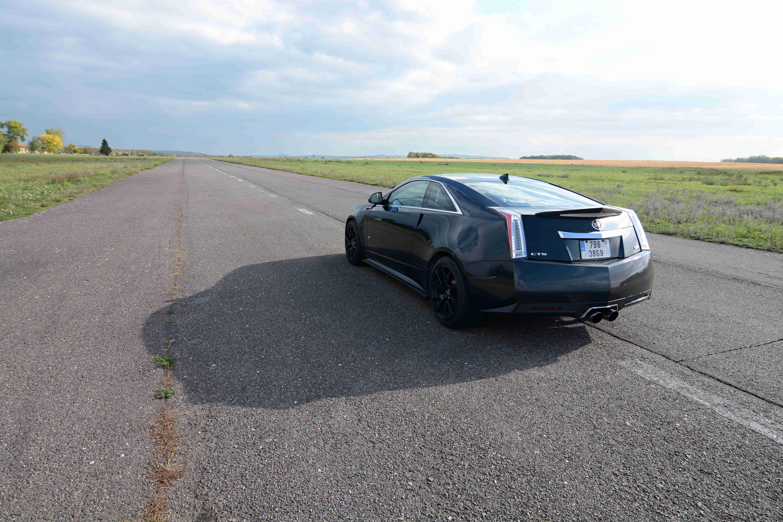 2011 Cadillac CTS-V 600 HP
