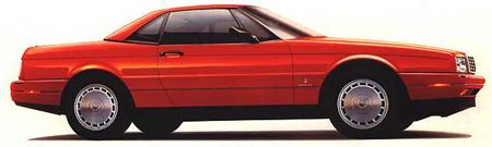 1989 Cadillac Allanté