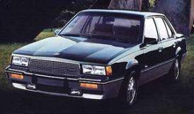1987 Cadillac Cimarron
