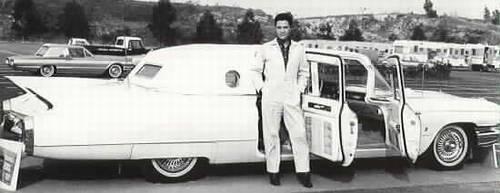 1960 Cadillac Series 75 Fleetwood