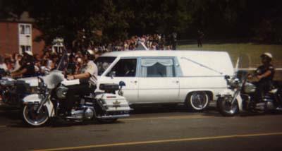 Miller-Meteor Landau Cadillac